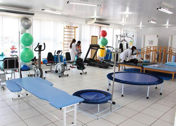 clinica de fisioterapia pronta
