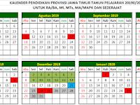 Kalender Pendidikan RA/Madrasah 2019/2020 Dirjen Pendis