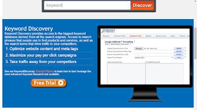 best keywords tools, keyword discovery tool