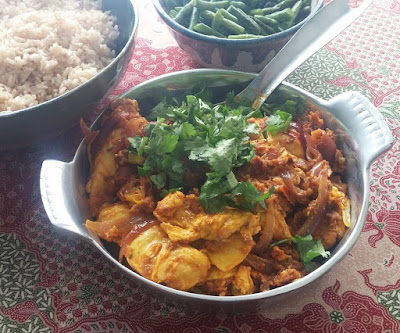 Chicken Kerala Style