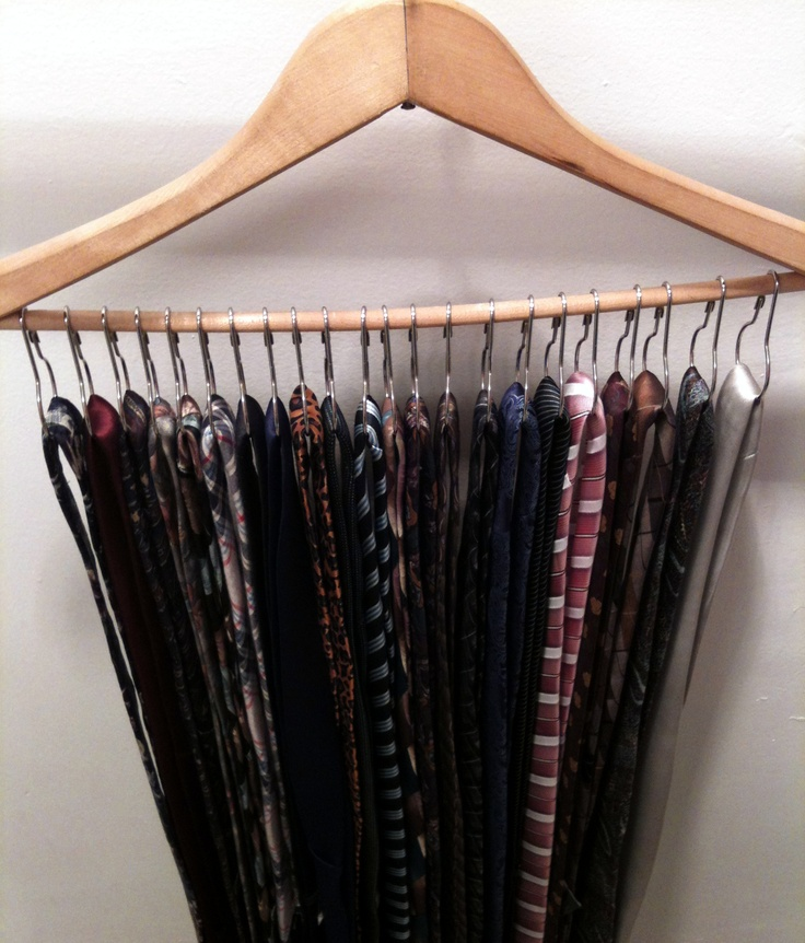 Perfectly Organized What Organizing Made Fun: 11 Ways To Organize With Hangers