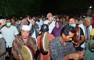 Selain Pencanangan Program Stimulan Rumah Swadaya, Bupati Sumbang Masjid Puluhan Juta di Kecamatan Wera