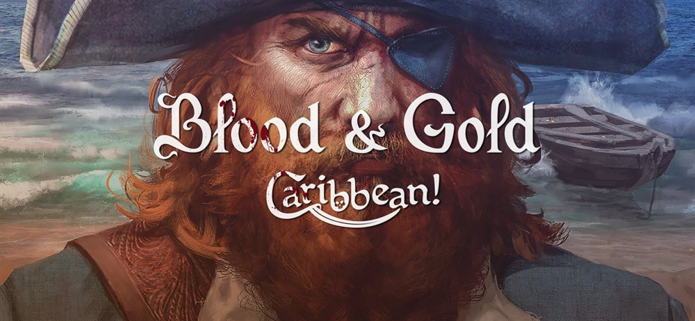 Blood and Gold Caribbean Download Poster