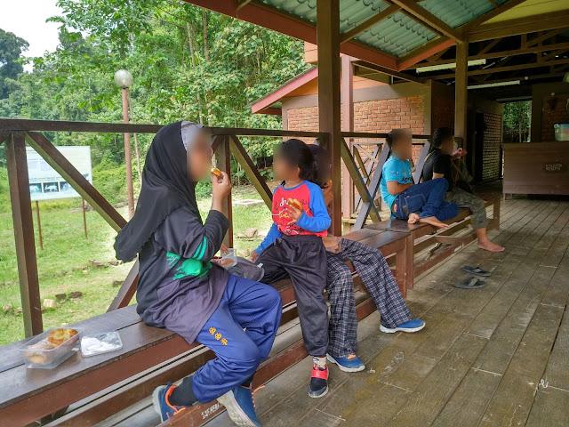 Cuti best di Perak dengan anak-anak