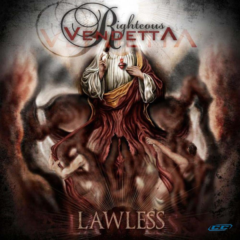 Righteous Vendetta - Lawless 2011 English Christian Metal Album