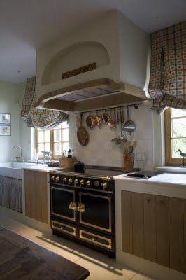 Greet Lefevre's gorgeous Belgian kitchen - found on Hello Lovely Studio