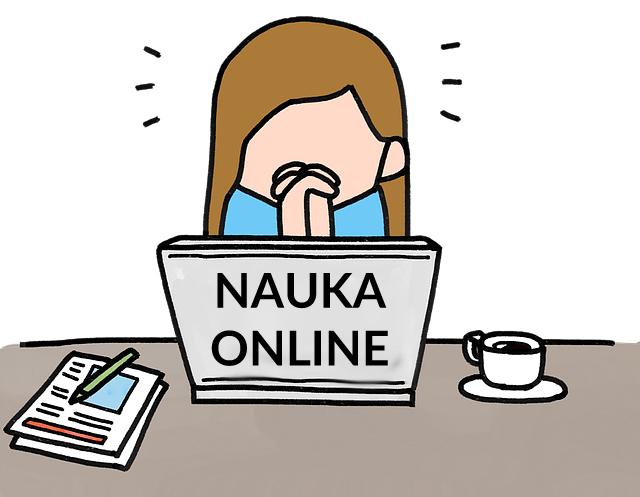 nauka online