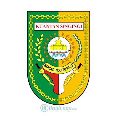 Kabupaten Kuantan Singingi Logo Vector
