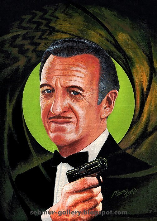 david niven james bond casino royale