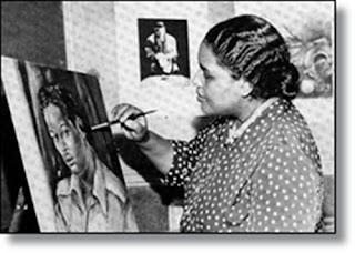 Vivian Schuyler Key - Artist of the Harlem Renaissance and Beyond