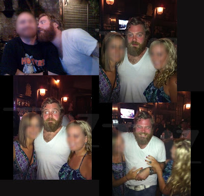 ultimas fotos de ryan dunn antes de su muerte