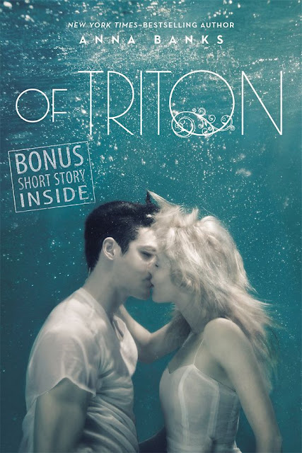 Of Triton | The Syrena Legacy #2 | Anna Banks