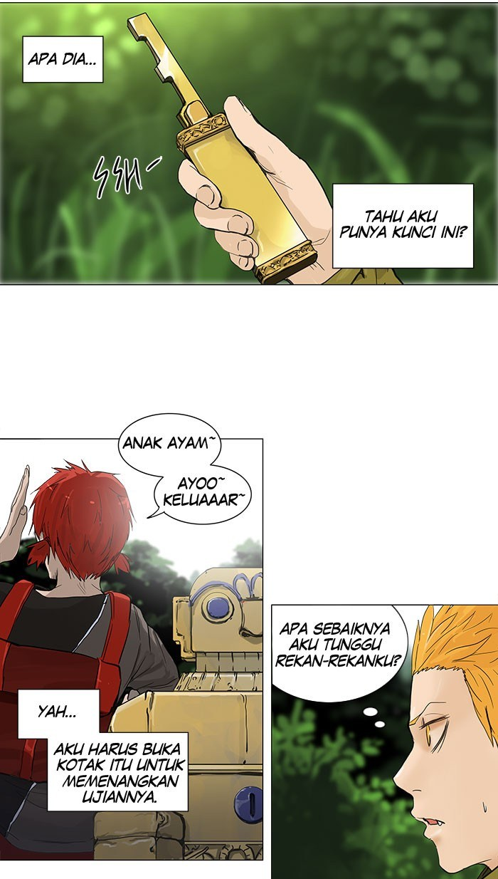 Tower of God Bahasa indonesia Chapter 119