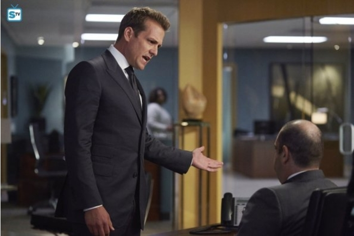 Suits - She's Gone - Review: Harvey, please...