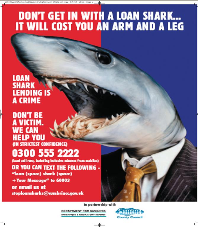 Graham Jones: Illegal Money Lending in Lancashire - Trading Standards