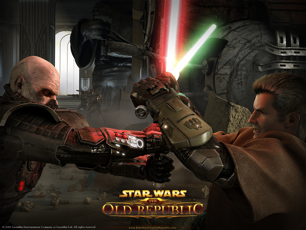 Star Wars: The Old Republic ~ EURONET SEVILLA - photo#6