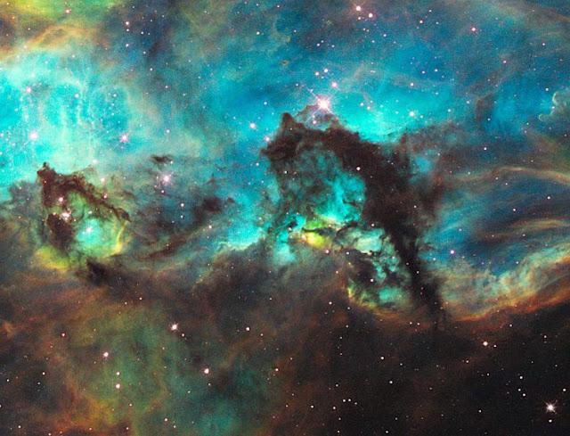 Las Magallanes producen estrellas nuevas constantemente