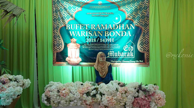 BUFFET RAMADAN 2018: AMBASSADOR PUTRAJAYA