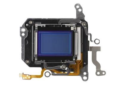 Canon 760D (T6i) sensor