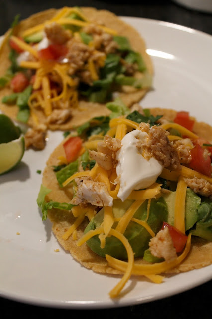 Blackened Fish Tacos and other dinner inspiration!