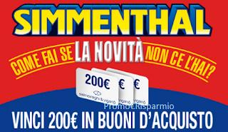 Logo Simmenthal ti regala l'ovetto Brandani e vinci buoni da 200 euro