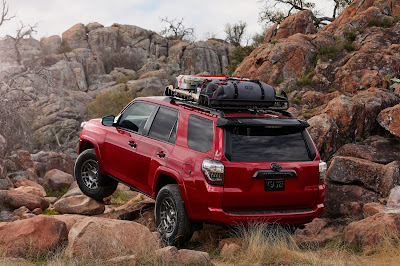 2020 Toyota 4Runner Venture Edition Review, Specs, Price