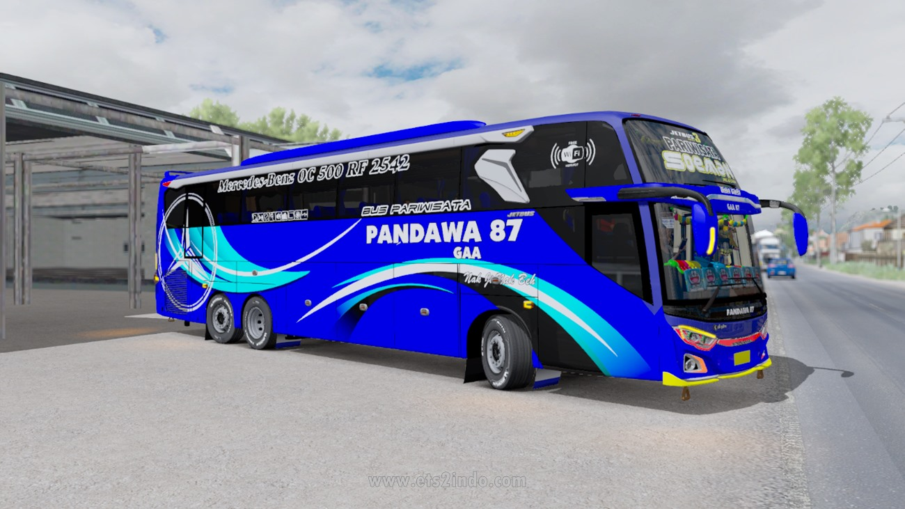 Jetbus 3 SHD PACK V1 Adudu Edit Diny