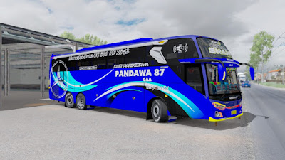 Jetbus 3 SHD Tronton Pandawa 87