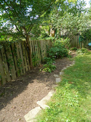By Paul Jung Gardening Services--a Toronto Gardening Company Backyard Summer Garden Cleanup in Dovercourt Park After
