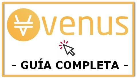 Comprar Criptomoneda VENUS XVS COIN Tutorial Español