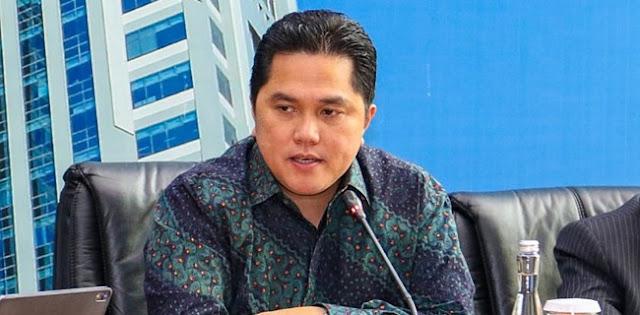 Arahan Erick Thohir Perbolehkan Karyawan Usia Di Bawah 45 Tahun Ngantor Bukan Kebijakan Resmi Pemerintah