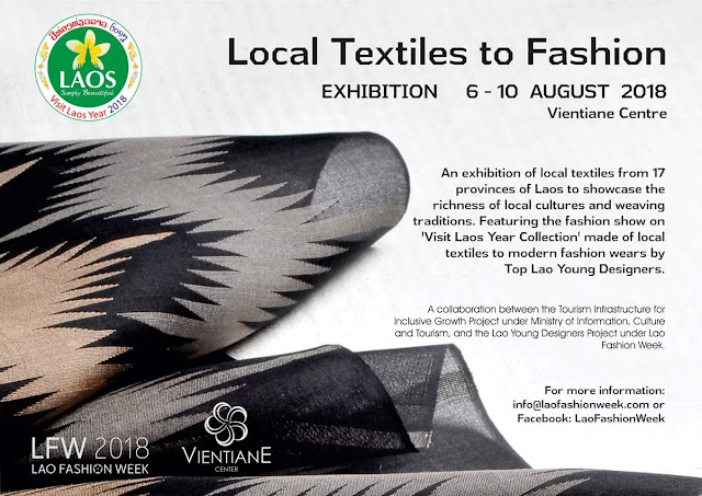 Local Textiles to Fashion