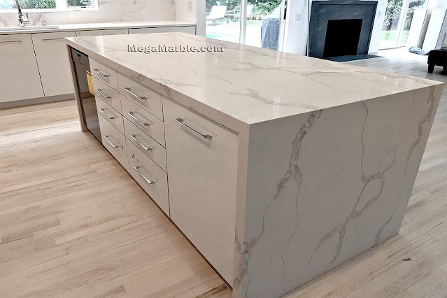 Quartz Stone Quartz Countertops for Kitchen