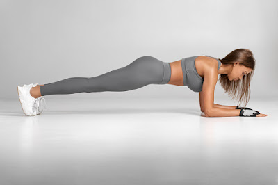 Abdominal Exercises : Plank board