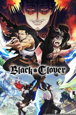 Snow Man Grandeur Black Clover Opening 13