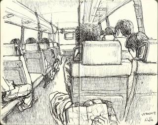 onibus, coletivo, transporte, passageiro, motorista