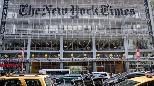 Biden Admin Slapped 'Unprecedented' Gag Order On Media Execs