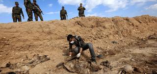 لجنة التحقيق الأممية في جرائم تنظيم داعش في العراق تحقق تقدمًا بفضل بيانات الهواتف