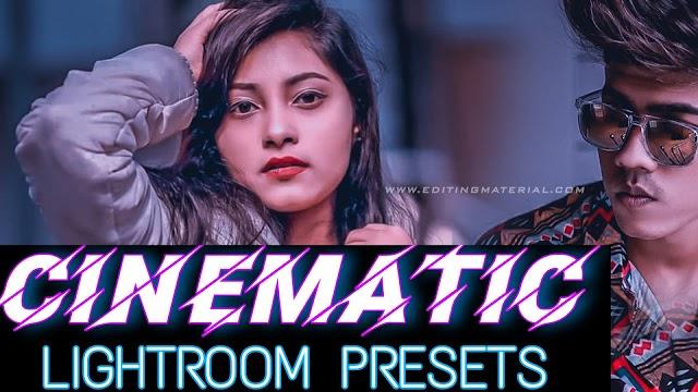 Cinematic lightroom preset free download 2021, Free lightroom preset download