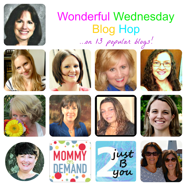 Wonderful Wednesday Blog Hop #17