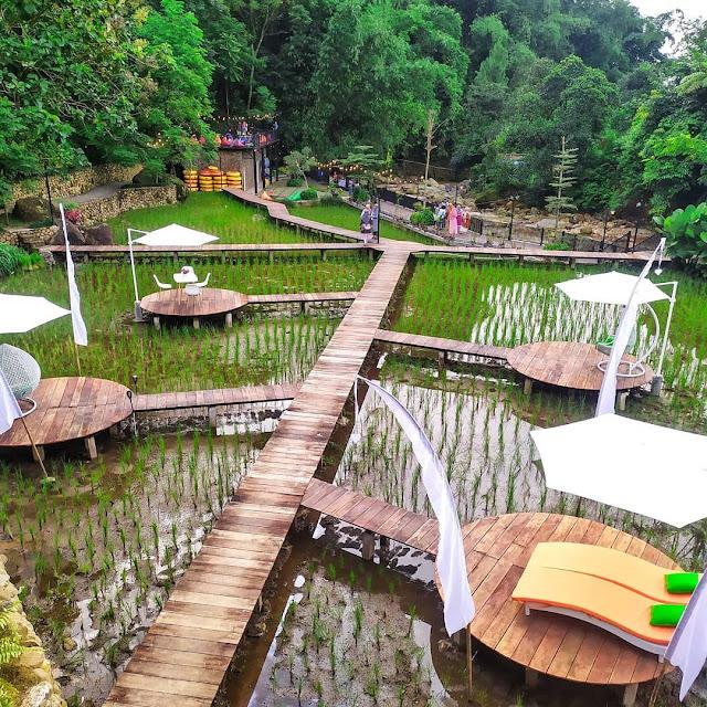 Kopi Tubing Cafe and Resto Pamijahan Bogor