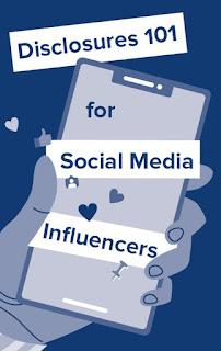 FTC Consumer Alerts: New brochure for social media influencers