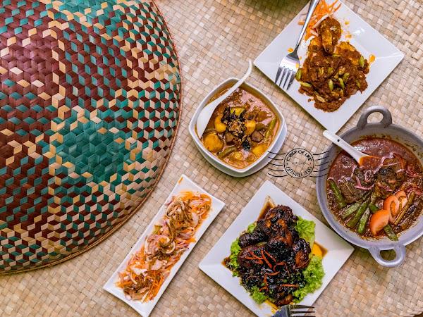 """JamuSelera Malaysian """"Sentuhan Air Tangan Ibu"""" Ramadan Buffet Dinner @ Umi, The TOP Penang"""