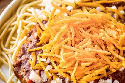 Crock Pot Cincinnatian Chili