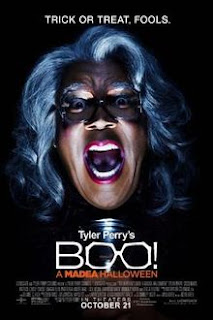 Madea Boo Movie 1 Review Tyler Perry's Madea Halloween Boo Movie Review