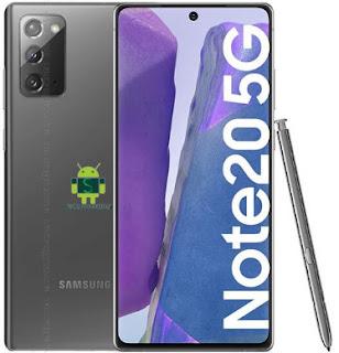 Samsung Note20 5G SM-N981U1 Eng Modem File-Firmware Download