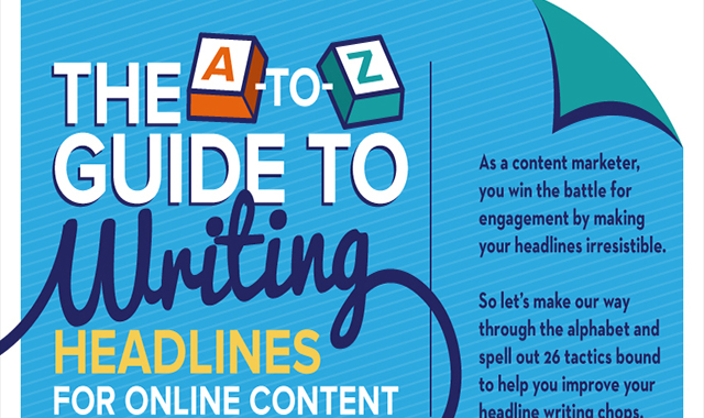 The easy guide to great titles from A-to-Z #infographic
