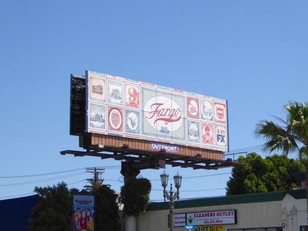 Fargo season 3 FX billboard