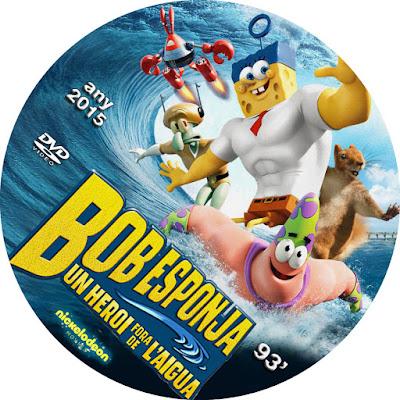 Bob Esponja - Un hereoi fora de l'aigua - [2015]