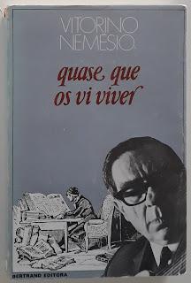 Quase que os vi viver, de Vitorino Nemésio